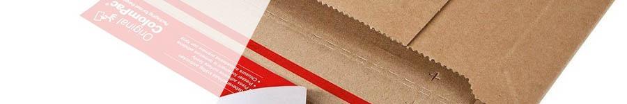 massief kartonnen enveloppen