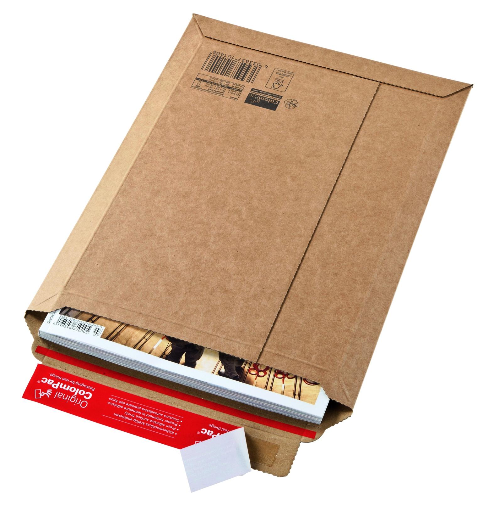 CP 10.10 minigolf kartonnen envelop 530 × 720 mm