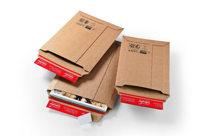 CP 10.12 minigolf kartonnen envelop 185 × 270 mm