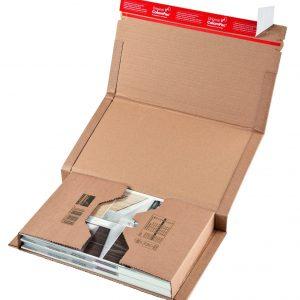 Boekverpakking Colompac CP 20.08