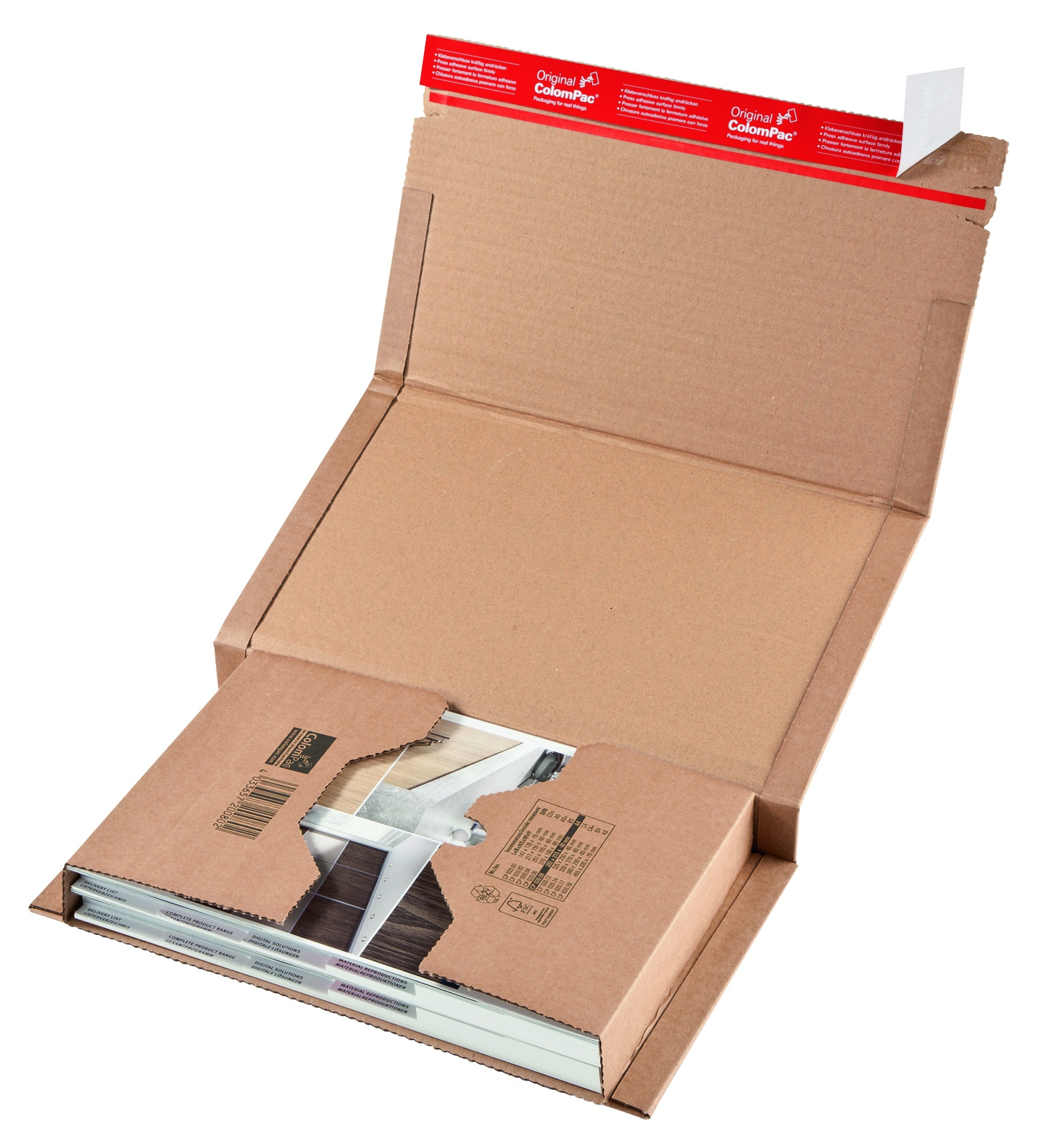 Boekverpakking Colompac CP 20.14