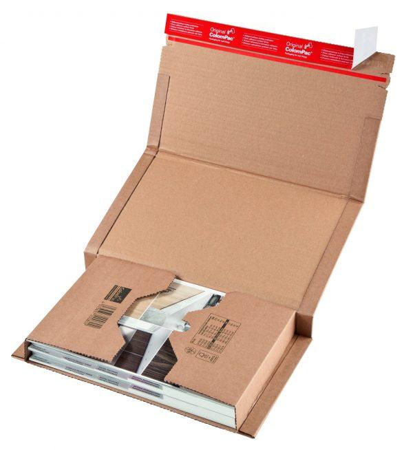 Boekverpakking Colompac CP 20.18