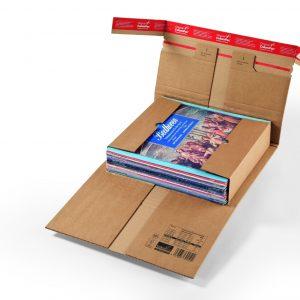 Boekverpakking extra veilig Colompac CP 30.08