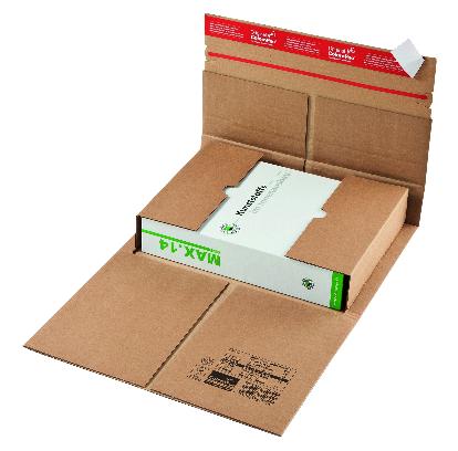 Boekverpakking A5 restpartij Colompac