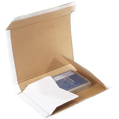 Boekverpakking A5 Wit