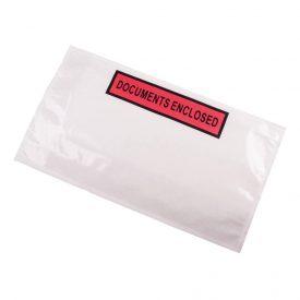 paklijst enveloppe C5 formaat 225×165 mm documents enclosed 1000 st