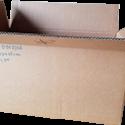Kartonnen doos 500x270x260 mm nieuw dubbelgolf