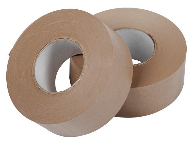 Kruisversterkte  tape 70 mm x 150 mtr