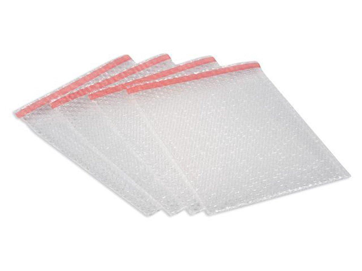 Luchtkussen zakjes formaat 10 x 20 cm