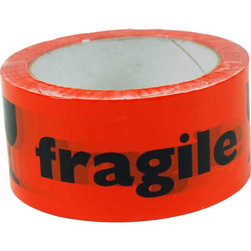 Breekbaar tape fluor 50 mm x 66 mtr