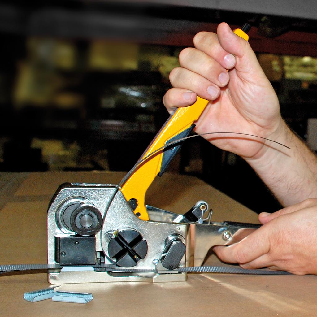 Spanapparaat KO-STC31 voor PP of PET band van 16 mm maximum