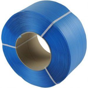 Omsnoeringsband PP blauw 12 x 0,63 mm x 3000 mtr