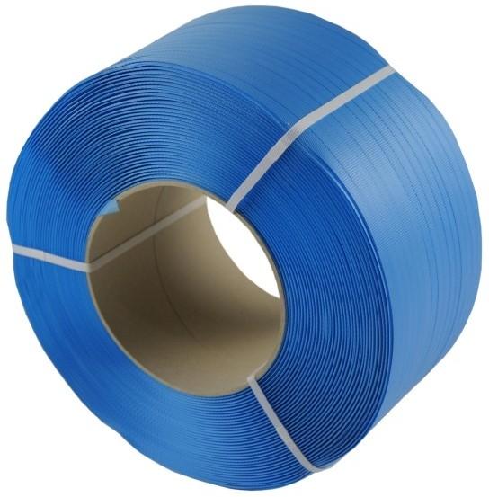 Omsnoeringsband blauw 12 x 0,75 mm x 2000 mtr