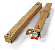 Colompac CP 73 minigolf kartonnen kokers formaat 108x108x1060 mm + 115x115x640 mm