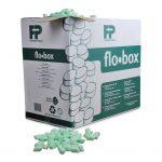 Bufferdeeltjes Flo-Pak groen BOX 150L