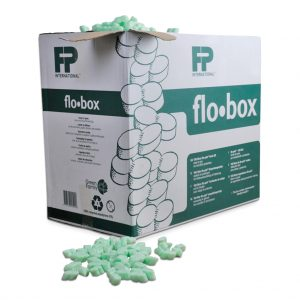 Bufferdeeltjes Flo-Pak groen BOX 150L