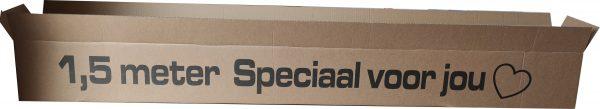 1.5 meter doos Speciaal voor jou
